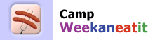 camp weekaneatit